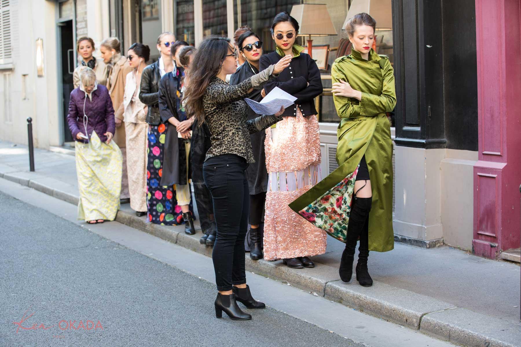 """Défilé : Flash Mob """"Pont des Arts"""" les secrets dévoilés - octobre 2016-20"""